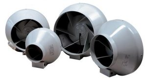 Systemair RVK Series Fans