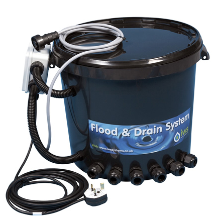 IWS Systems; Flood and Drain Pro System