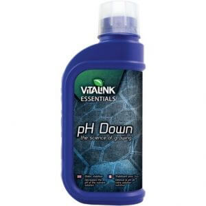 Vitalink Essentials pH Down – 1 Litre